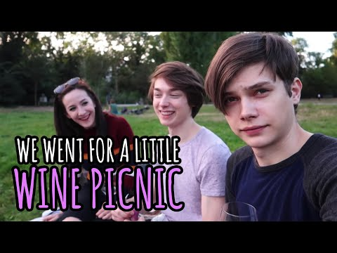 Wine Picnic | Gay Couple VLOG