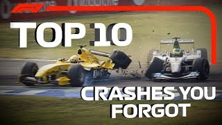 The Top 10 Crashes You Forgot