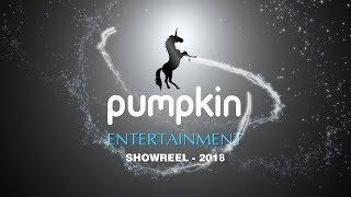 Pumpkin Entertainment SHOWREEL 2018