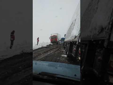 Объезд пробки на М7 через Подлесово.