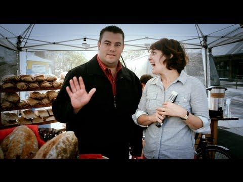 Santa Monica Farmers Market - Nicko\'s Kitchen - YouTube