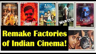 Remake Factories of Indian Cinema|How Remakes are shaping the revenue model of Indian cinema!