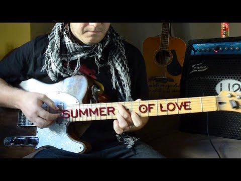 U2 - Summer Of Love [cover]