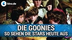 Die Goonies - So sehen die Stars von damals heute aus