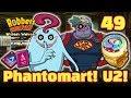 Yo-kai Watch Wibble Wobble #49: Phantomart! Model U2 Watch! The Supermanager! Robbett Watch