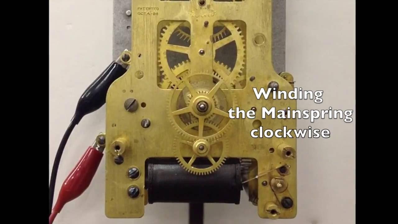 maxresdefault self winding clock company \