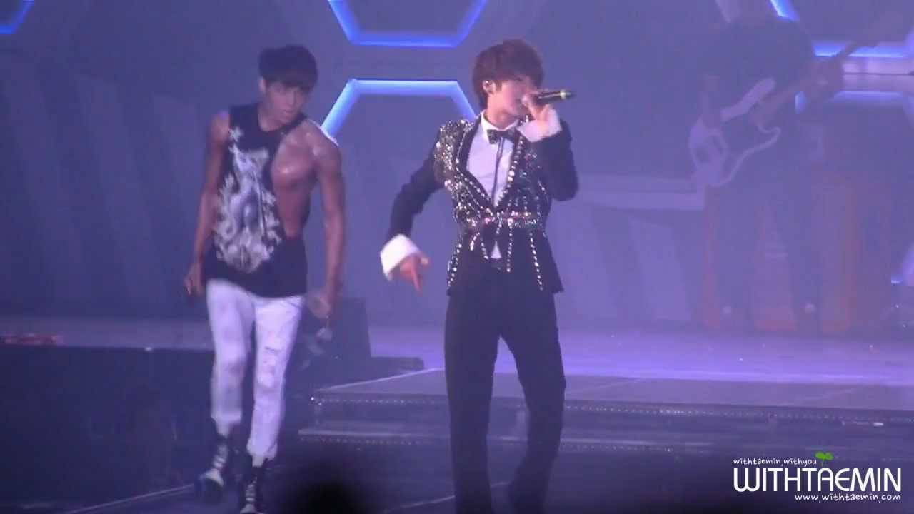 ... WithTaemin随行】120722.SW 2nd.internet war.taemin focus - YouTube