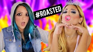 ROAST YOURSELF Challenge | Niki and Gabi
