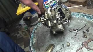 видео Карбюратор К 135: устройство и регулировка