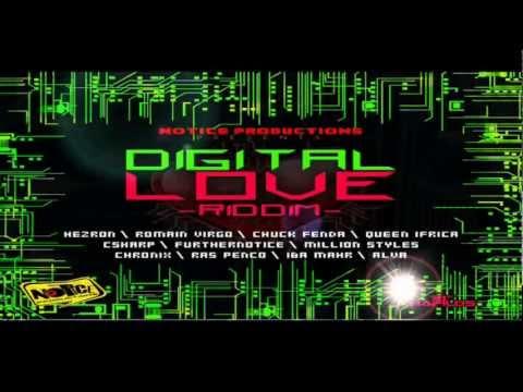 Digital Love Riddim MIX[November2012] - Notice Productions