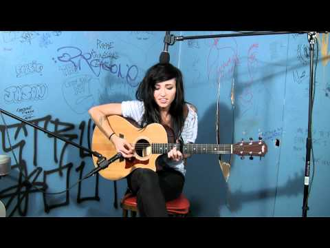 LIGHTS performs My Boots