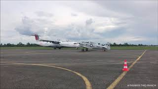 Roulage ATR 72-600