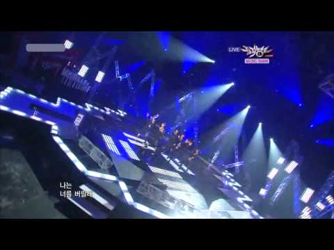 [HD 720P/LIVE] 101008 BEAST/B2ST - Breath (SOOM)