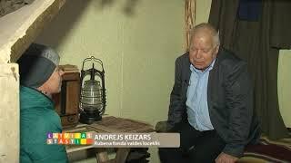 """""""Latvijas stāsti. Personības"""" - Andrejs Ķeizars (19.11.2017.)"""