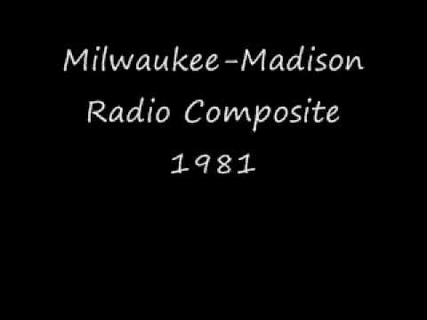 Milwaukee-Madison Radio Composite 1981.wmv