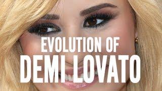 The Career Evolution of Demi Lovato - (Evolution of)