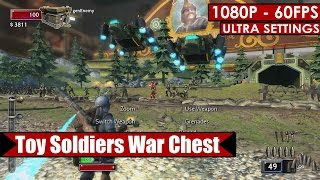 Toy Soldiers War Chest gameplay PC HD [1080p/60fps]