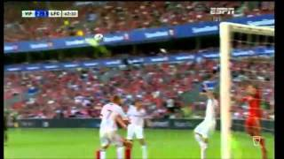 Valerenga VS Liverpool highlights