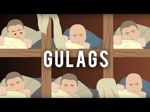 GULAGS (The Cold War) streaming vf