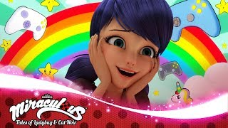 MIRACULOUS | 🐞 GAMER 2.0 🐞 | Tales of Ladybug and Cat Noir