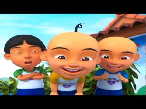 UPIN & IPIN 2012 (Season 6) - Taman Mesra (EPISODE 12) - HIGH QUALITY! Travel Video