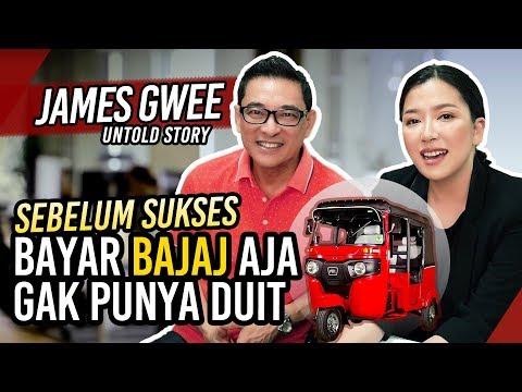 Titik Nol James Gwee Ketika Datang Ke Indonesia, Ternyata Ini Rahasia Suksesnya
