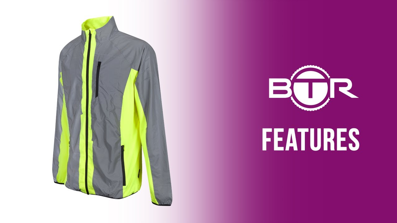 High Vis Reflective Jacket - Be Seen in the Dark! by BTR - YouTube 1257af12c