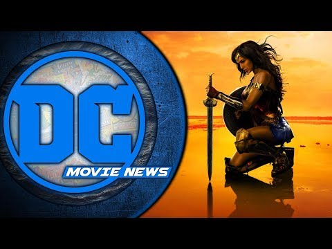 Full Wonder Woman Review and More Headlines - DC Movie News