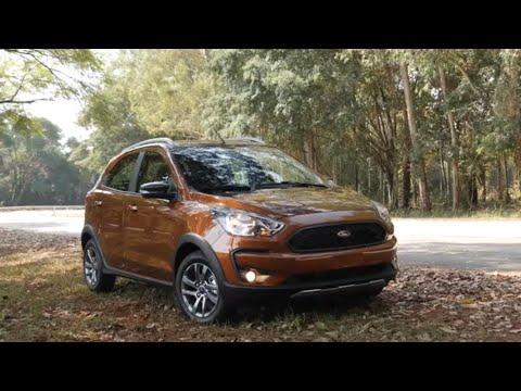 Suv compacto ou hatch aventureiro? Ford Ka Freestyle automático/ Vrum Brasília