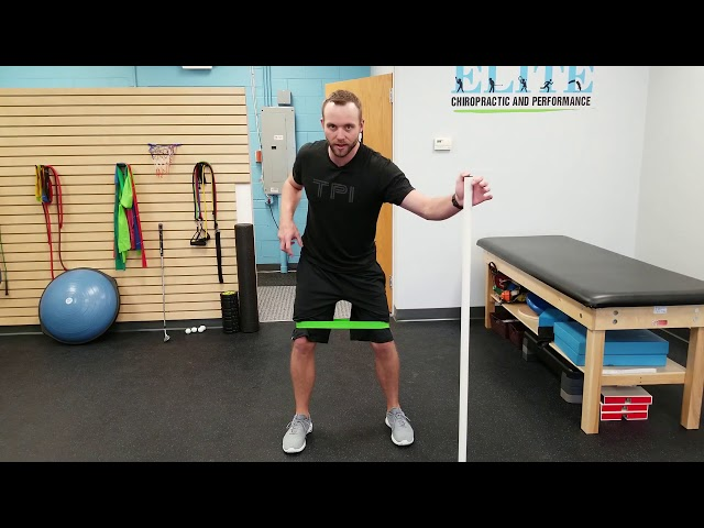 Dual Hip Opener for Hip Stability in the Golf Swing | Chesterfield Chiropractor