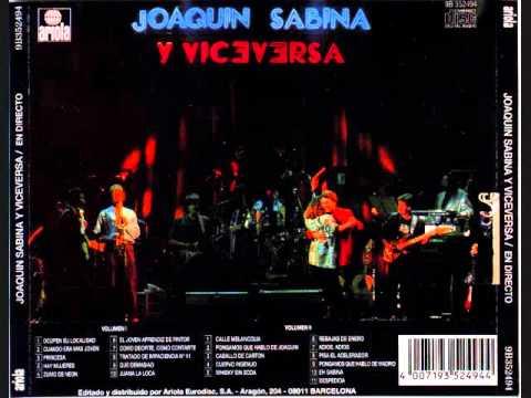 Zumo de neón  -  Joaquin Sabina y viceversa