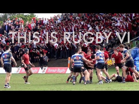 This is RUGBY VI | GPS 1st XV 2016