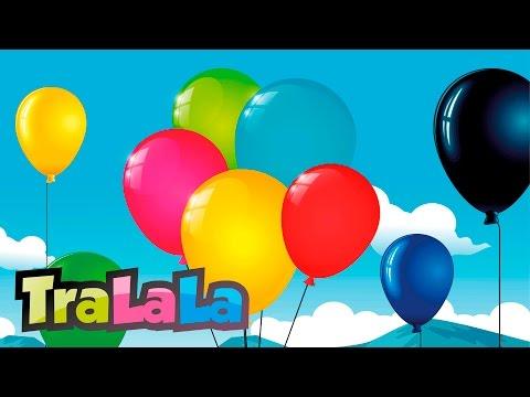 Baloane colorate - Cantece pentru copii