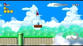 New Super Mario Bros Wii Custom Level : Beach Temple