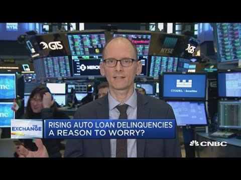 Rising Auto Loan Delinquencies Usually Leads To Higher Unemployment Rate: Deutsche Bank's Slok