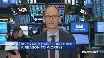 Rising auto loan delinquencies usually leads to higher unemployment rate:Deutsche Bank's Slok