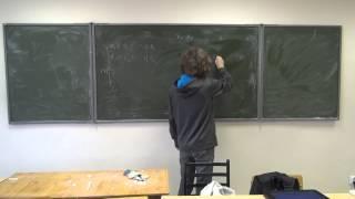 Ликбез по линейному программированию. Михаил Рубинчик. Задача 2-SAT. Илья Кучумов