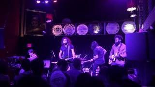The Deepest Sighs The Frankest Shadows Live 6 11 17 Portland Gang Of Youths