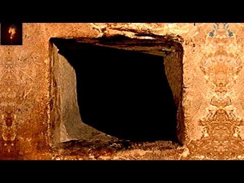 The Ancient Alien Tomb Cover-Up
