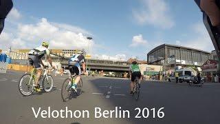 Velothon Berlin 2016