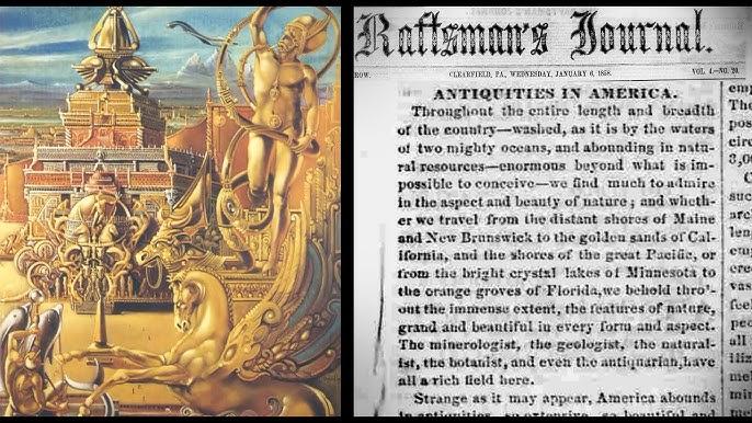 Tartaria REVEALED in 1858 Newspaper Article – Ruins of Atlantis?!