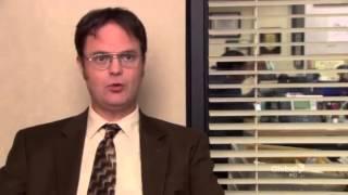 Офис [The Office] - Беременный Дуайт Шрут