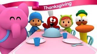 NEW EPISODE | Pocoyo - You are welcome for Thanksgiving