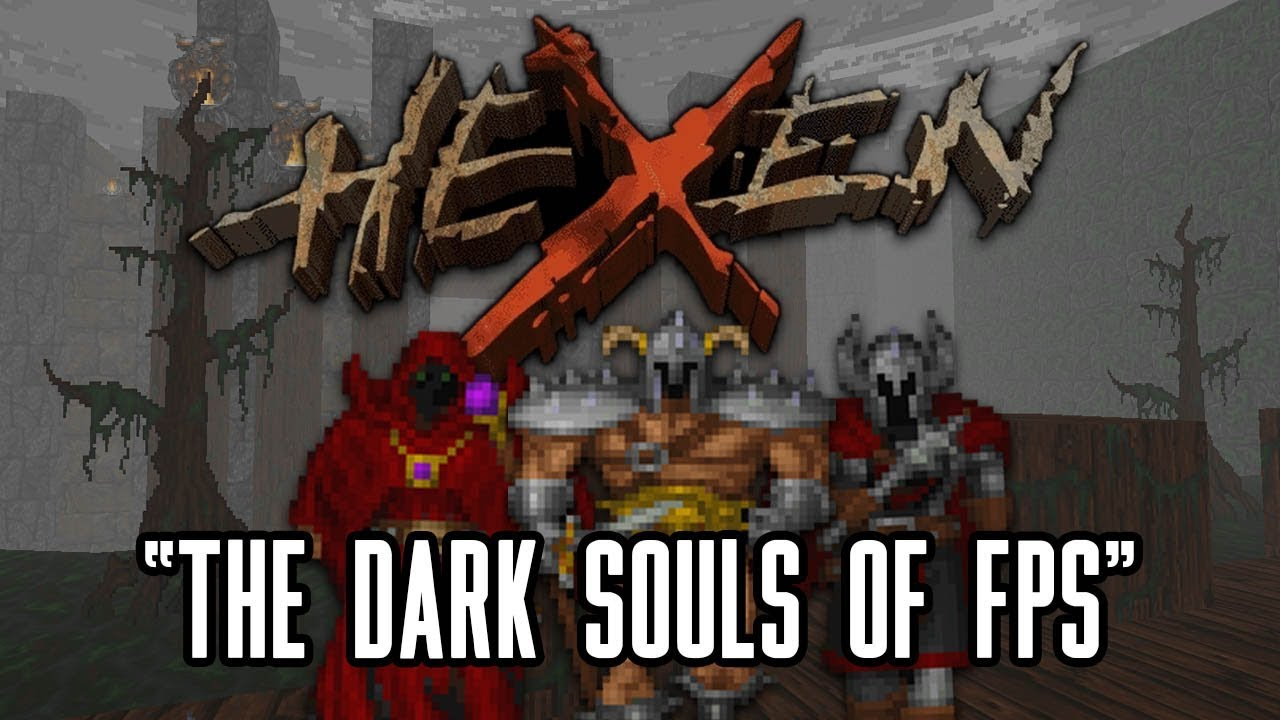 Download Hexen: Beyond Heretic - An Updated Review