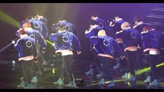 170318 [4k] 서걸컬 세븐틴(SEVENTEEN) - 붐붐(BOOM BOOM)+멘트+빠른걸음+아주 NICE+멘트+만세