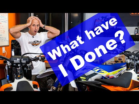 This is HUGE! - The Secrets/details of YOUR NEXT Dirt Bike!