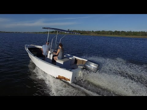 I Purchased A Homemade Wood Boat!!!