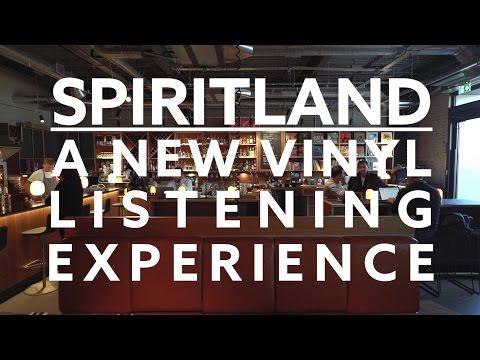 Spiritland: A new vinyl listening experience