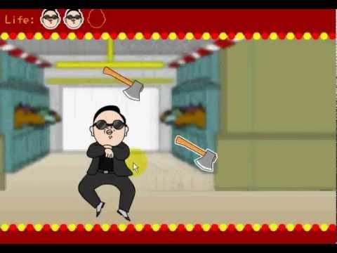 Gangnam Style Dance Game เกมส์เต้นกังนัมสไตล์