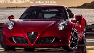 2018 Alfa Romeo 4C at Chicago Auto Show 2018 - Phi Hoang Channel